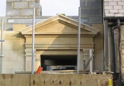 Pediments & Porticos